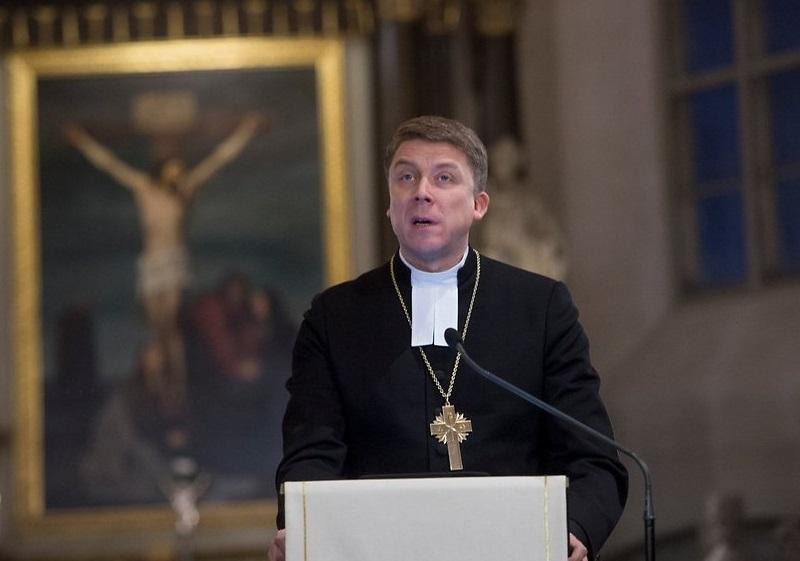 Urmas Viilma, arzobispo luterano de Estonia